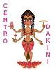 "Logo de ""Centro Dakini""."