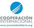 """Logo de """"Cooperación Internacional""""."""