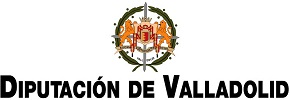 """Logo de """"Diputación de Valladolid""""."""