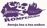 """Logo de """"Rompenubes""""."""