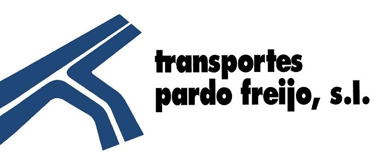 logo de la empresa Transportes Pardo Freijo, colaboradora con Asvai