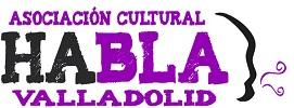 """Logo de """"Asociación Habla Valladolid""""."""