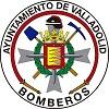 """Logo de """"Bomberos de Valladolid""""."""