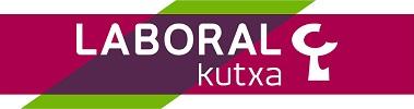 "Logo de ""Caja Laboral""."