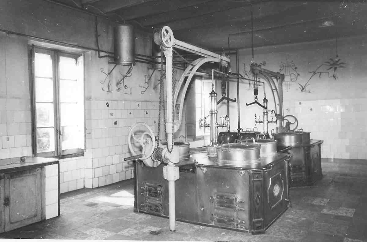 Primera cocina insdustrial ASVAI