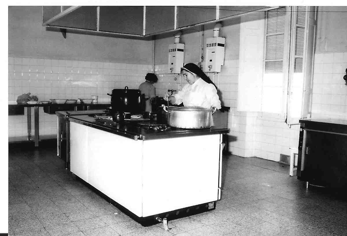 cocina moderna ASVAI